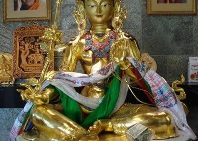 A glorious Tara statue
