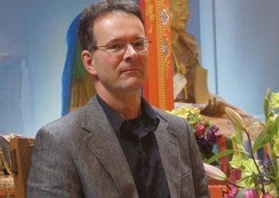 Kagyu scholar. Khenpo Karl Brunnholtz.