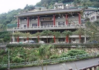 Puyi Yuan Temple in Taipei