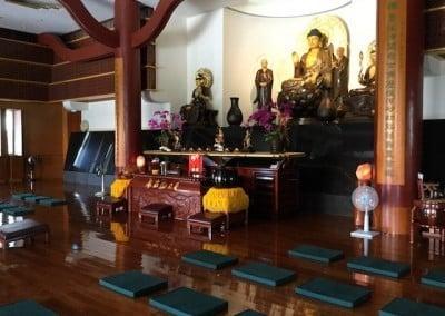 Buddha Hall of Luminary Temple