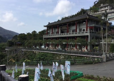 The nuns return to Pu Yi Nunnery to express their gratitude for hosting them when they first arrived and visiting them during the ordination.