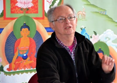 Roger's scholarship and vast understanding of Mahamudra is exhilarating.