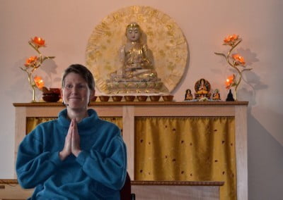 Heather shares the wisdom and clarity gained in this retreat at her Bodhisattva's Breakfast Corner talk.