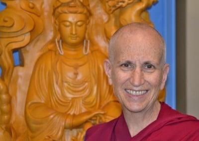 Venerable Thubten Chodron from Washington