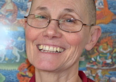 Venerable Thubten Chonyi - Washington