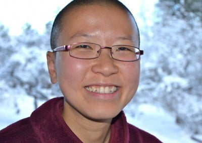 Venerable Thubten Damcho - Washington