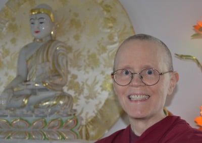 Venerable Thubten Tarpa from Washington