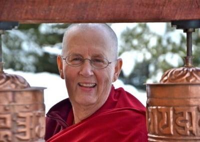 Venerable Thubten Jigme from Washington
