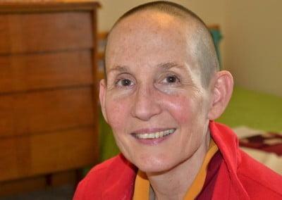 Venerable Tenzin Tsepal from Australia