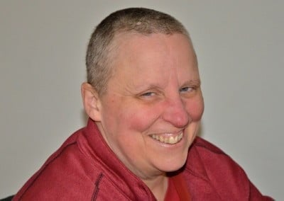 Venerable Thubten Tsultrim from Washington