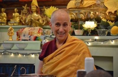 Learn with Ven. Thubten Chodron, who is especially skilled at bringing the teachings alive for Western students.