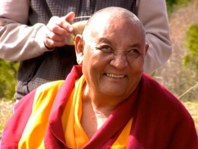 Celebration and Recognition: Khensur Jampa Tegchog Rinpoche