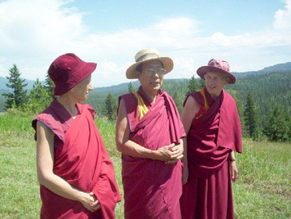 Celebration and Recognition: Panchen Ötrul Rinpoche