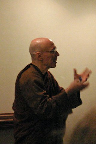 Bhikkhu Bodhi speaks about dependent arising, a profound and integral part of the Buddha's teachings on liberation and enlightenment.