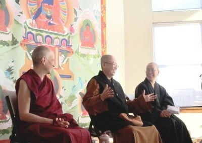 The wisdom of our elders shines through during this informal Q&A.