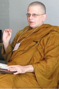 Ajahn Punnadhammo from Arrow River Hermitage in Thunder Bay, Ontario, Canada presents a talk on Buddhist understandings of the world and our place in it.
