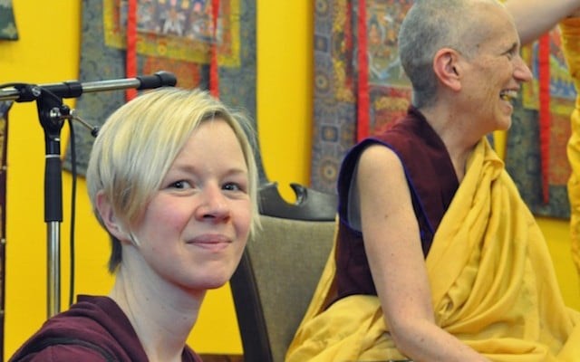 Sharing the Dharma in the West