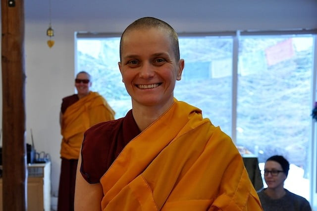 Berlin: Public Talk with Ven. Thubten Jampa