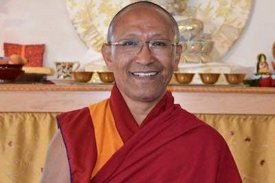 Geshe Dadul Returns Sept. 15-19