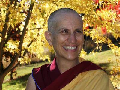 New York: Teachings with Ven. Thubten Chodron