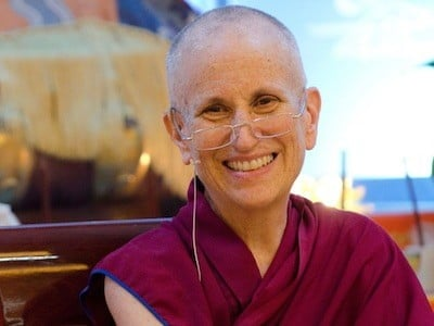 Smith College: Life as a Western Buddhist Nun