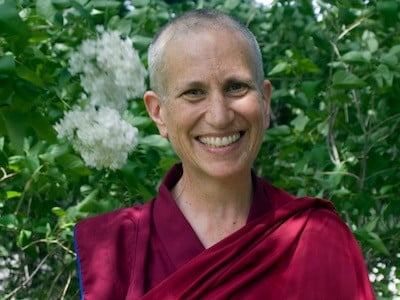 France: Ven. Chodron at Institut Vajra Yogini