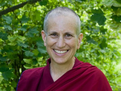Live Video Teaching: Ven. Thubten Chodron
