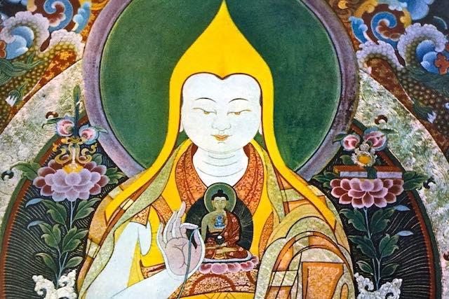 Retreat from Afar: Lama Tsongkhapa Guru Yoga