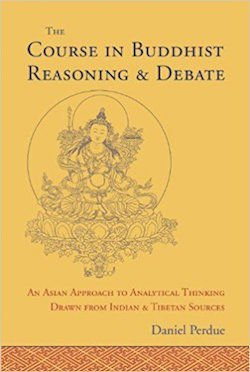 Lifestream teaching book cover: The Course in Buddhist Reasoning & Debate