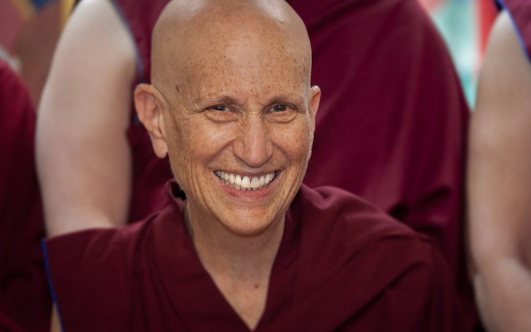 Dharma Drum Interviews Ven. Chodron