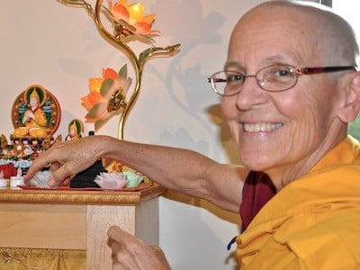 Carbondale, CO: Concentration Retreat with Ven. Semkye