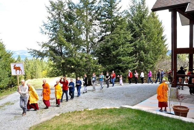 Sharing the Dharma Day& Kathina Ceremony