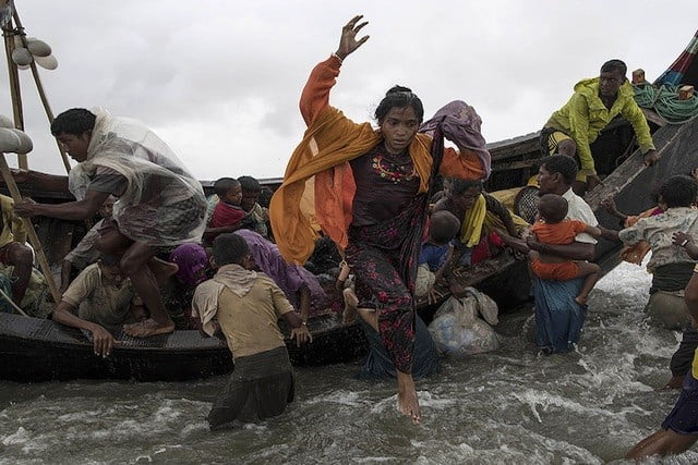 Letter to Myanmar on Rohingya Refugees