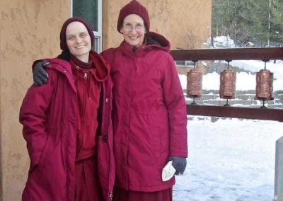 Dharma sisters.