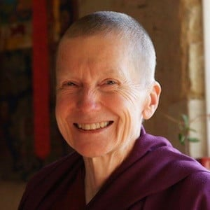 Live Video Teaching with Ven. Sangye Khadro
