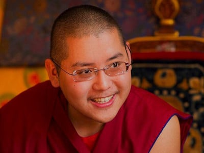 Coeur d'Alene: H.E. Ling Rinpoche at NIC