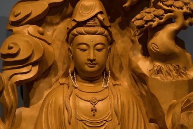 Sorrow & Hope: Prayer to Kuan Yin