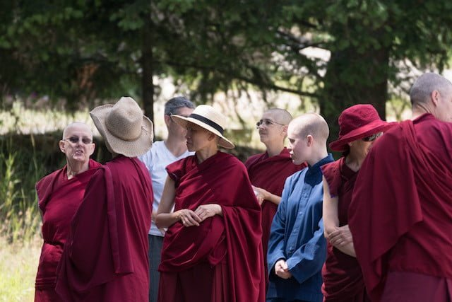 Lifestyle of Buddhist Nuns