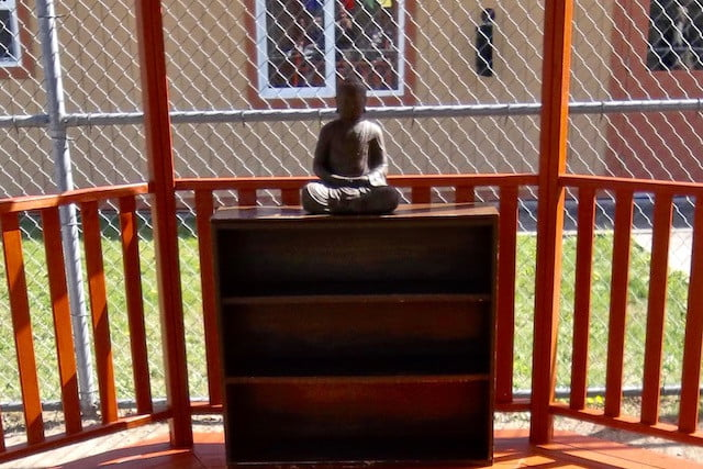 Buddha Day in Prison