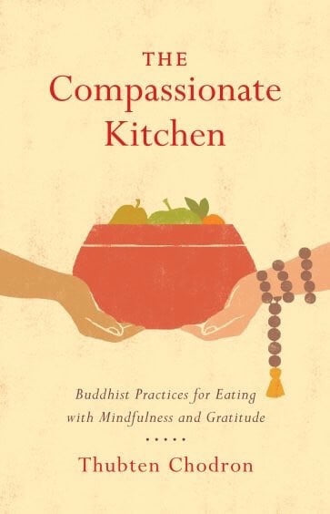 The Compassionate Kitchen book cover