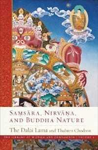 Book cover for Samara, Nirvana, and Buddha Nature