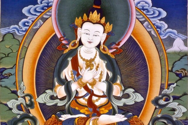 New Year's Vajrasattva Retreat