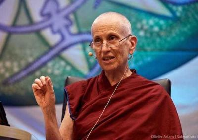 Ven. Chodron teaches from Chandrakirti's great text, Supplement to the Middle Way.
