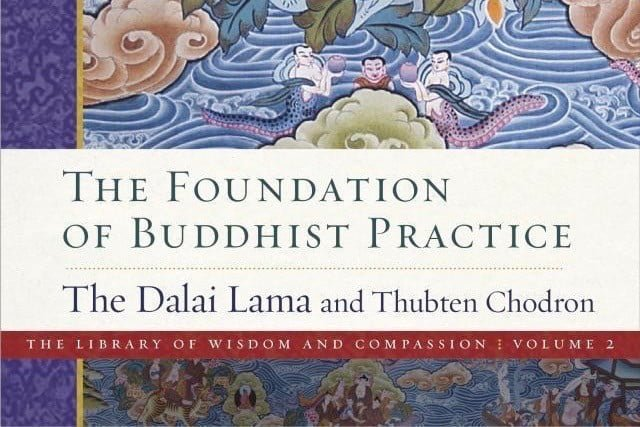Livestream: Foundation of Buddhist Practice