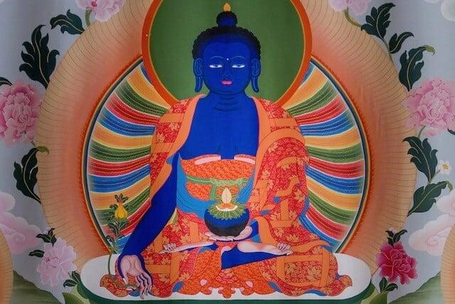 Zoom: Medicine Buddha Puja