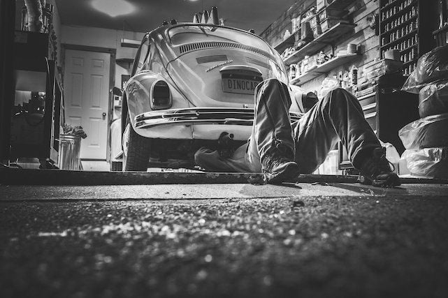 Parts Repair and Gratitude