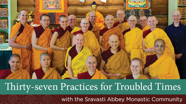 Online: Thirty-seven Practices for Troubled Times
