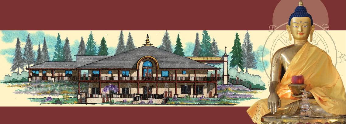 Together We'll Build the Buddha Hall