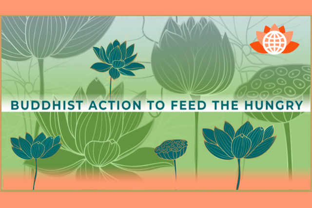 Join a Buddhist Action to Feed the Hungry